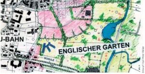 Englischer Garten von Karl-Peter Weber (1990)