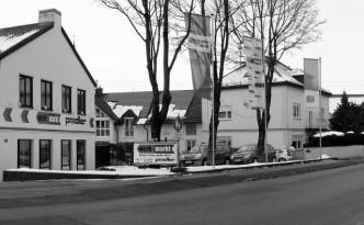 Hauptstraße beim Pradler