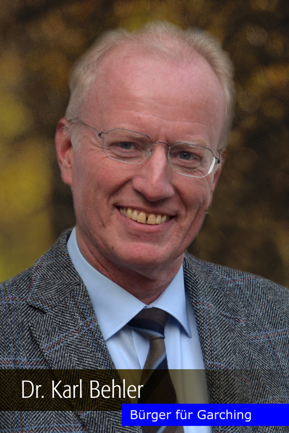 Dr. Karl Behler