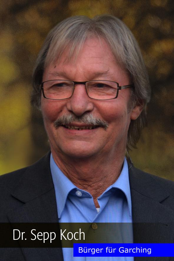 Dr. Josef Koch