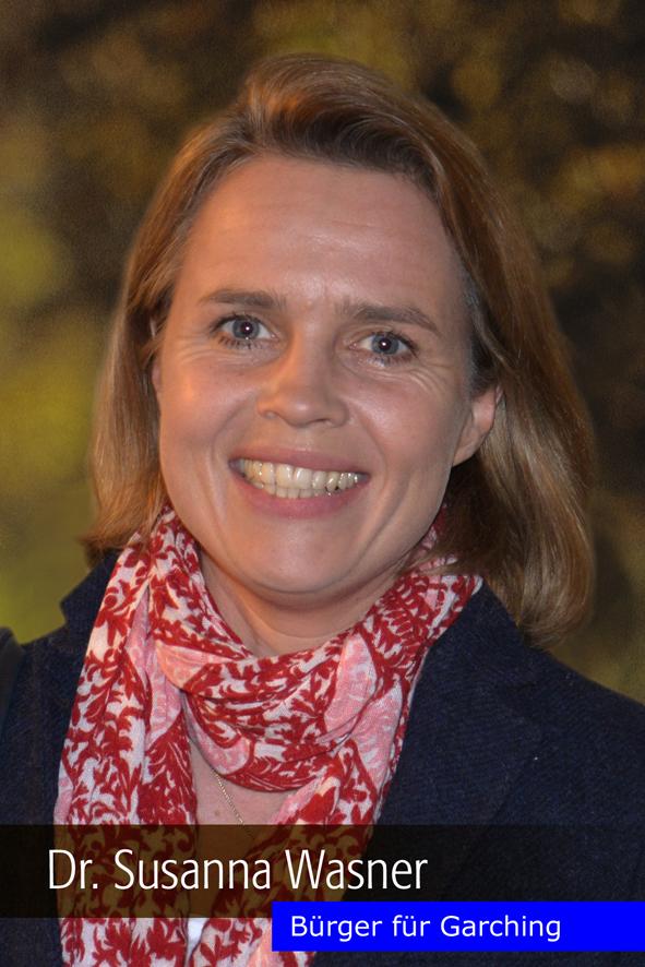 Dr. Susanna Wasner