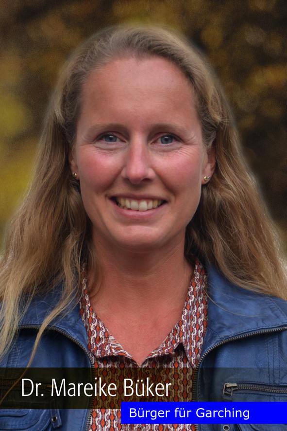 Dr. Mareike Büker