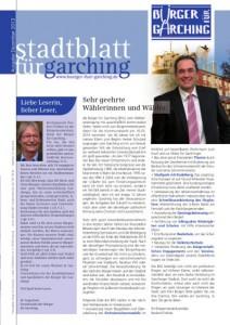 Stadtblatt Dezember 2013