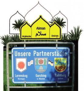 Partnerstadt Ajman?