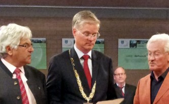 1.Dr. Dietmar Gruchman (SPD) 2. Alfons Kraft (BfG) 3. Walter Kratzl (Grüne)